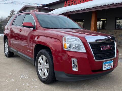 2015 GMC Terrain for sale at Affordable Auto Sales in Cambridge MN