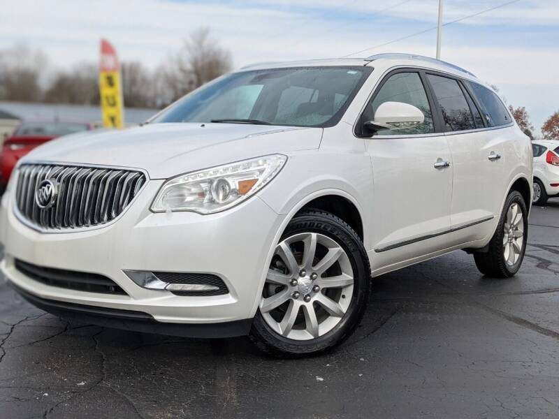 2017 Buick Enclave for sale at West Point Auto Sales in Mattawan MI
