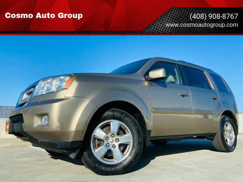 2011 Honda Pilot for sale at Cosmo Auto Group in San Jose CA