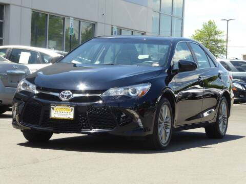 2017 Toyota Camry for sale at Loudoun Used Cars - LOUDOUN MOTOR CARS in Chantilly VA