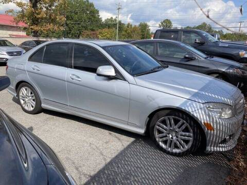 2008 Mercedes-Benz C-Class for sale at CBS Quality Cars in Durham NC