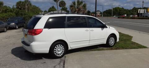2008 Toyota Sienna for sale at Easy Credit Auto Sales in Cocoa FL