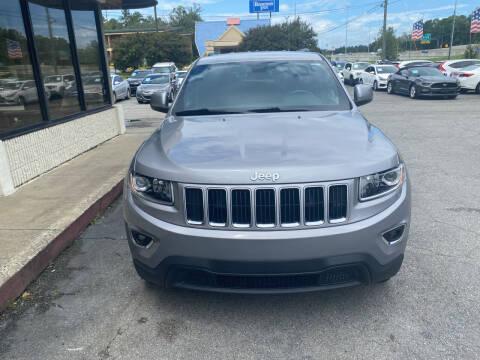 2016 Jeep Grand Cherokee for sale at J Franklin Auto Sales in Macon GA