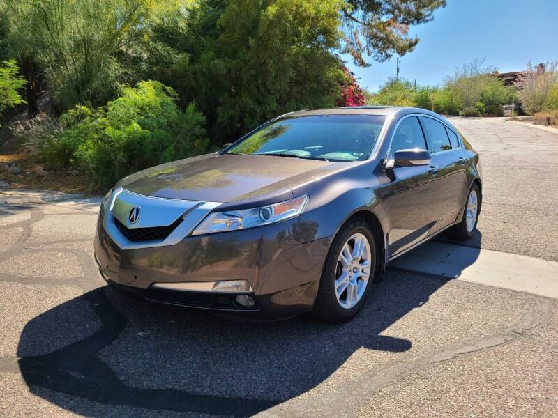 2010 Acura TL for sale at BUY RIGHT AUTO SALES in Phoenix AZ