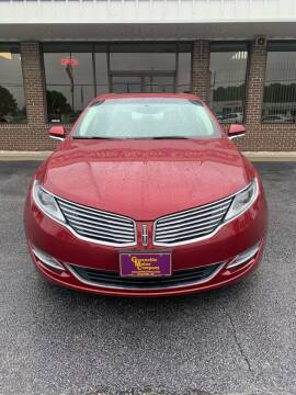 2013 Lincoln MKZ for sale at DRIVEhereNOW.com in Greenville NC