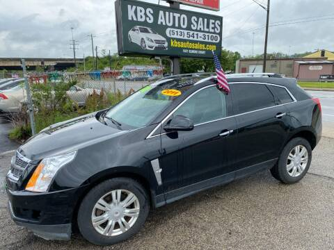 2011 Cadillac SRX for sale at KBS Auto Sales in Cincinnati OH