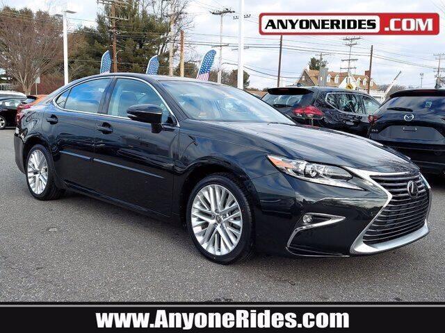 2016 Lexus ES 350 for sale at ANYONERIDES.COM in Kingsville MD