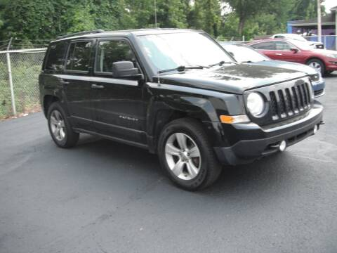 2013 Jeep Patriot for sale at Collector Car Co in Zanesville OH