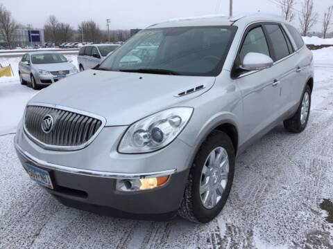 2012 Buick Enclave for sale at Sparkle Auto Sales in Maplewood MN