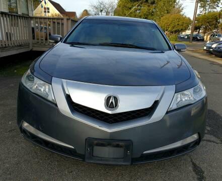 2011 Acura TL for sale at Life Auto Sales in Tacoma WA