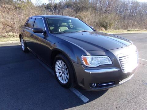 2014 Chrysler 300 for sale at J & D Auto Sales in Dalton GA