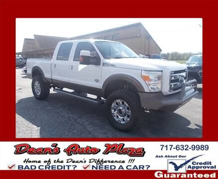 2015 Ford F-350 Super Duty for sale at Dean's Auto Plaza in Hanover PA