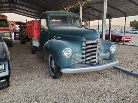 1949 International KB2 for sale at Brad Waller Automotive in Stockton KS