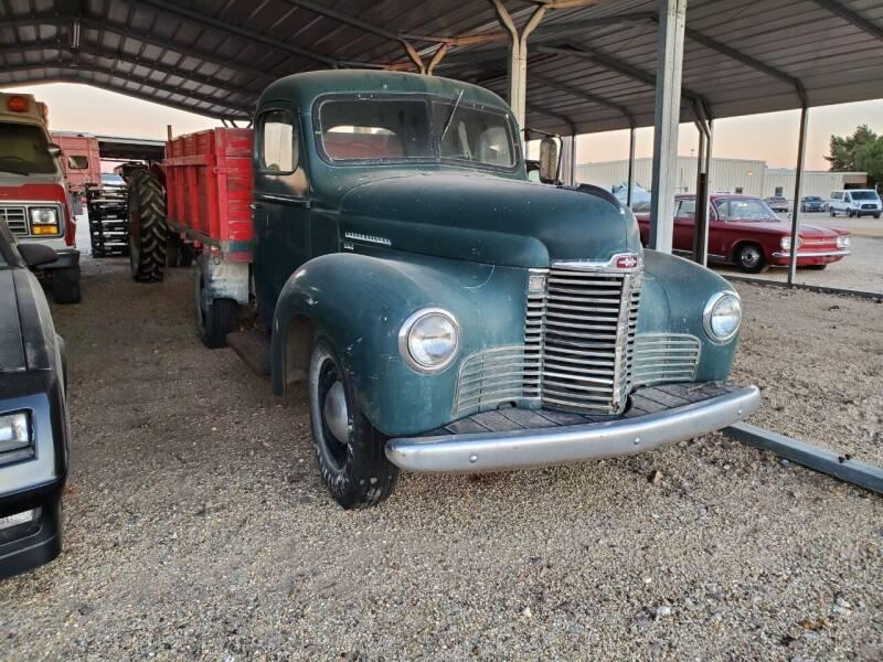 1949 International KB2 for sale at Brad Waller Automotive in Stockton KS