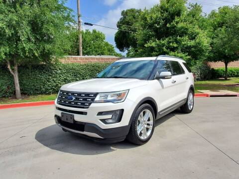 2017 Ford Explorer for sale at International Auto Sales in Garland TX