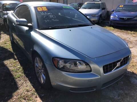 2008 Volvo C70 for sale at Castagna Auto Sales LLC in Saint Augustine FL