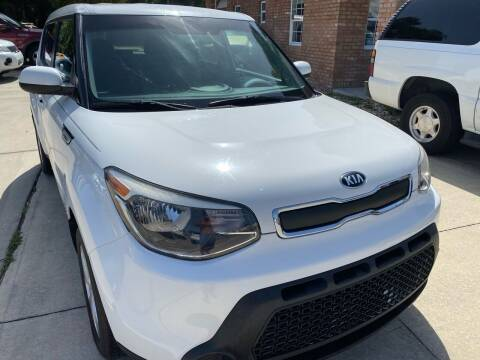 2015 Kia Soul for sale at MITCHELL AUTO ACQUISITION INC. in Edgewater FL