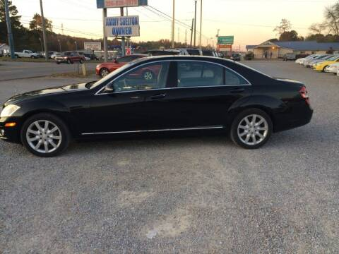 2008 Mercedes-Benz S-Class for sale at Space & Rocket Auto Sales in Hazel Green AL