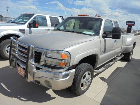 2006 GMC Sierra 3500 for sale at KICK KARS in Scottsbluff NE