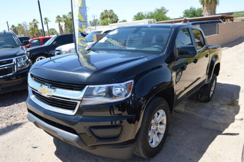 2019 Chevrolet Colorado for sale at A AND A AUTO SALES in Gadsden AZ