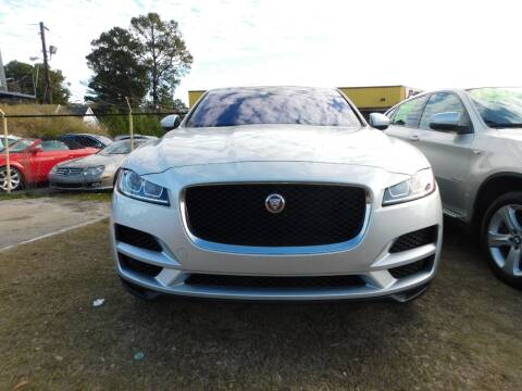 2017 Jaguar F-PACE for sale at Atlanta Fine Cars in Jonesboro GA