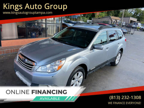 2012 Subaru Outback for sale at Kings Auto Group in Tampa FL