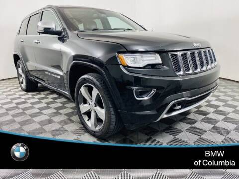 2015 Jeep Grand Cherokee for sale at Preowned of Columbia in Columbia MO