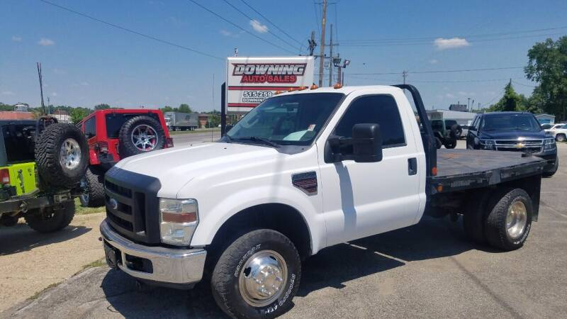 2008 Ford F-350 Super Duty for sale at Downing Auto Sales in Des Moines IA