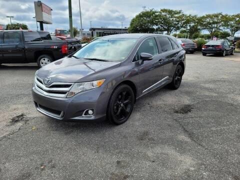 2015 Toyota Venza for sale at International Auto Wholesalers in Virginia Beach VA