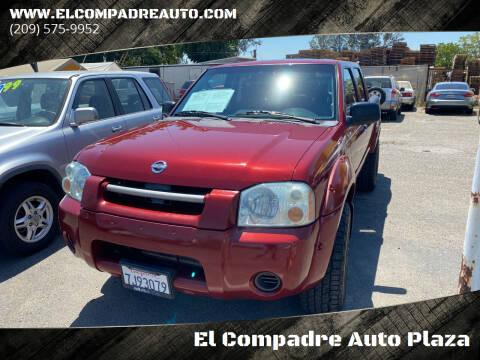 2004 Nissan Frontier for sale at El Compadre Auto Plaza in Modesto CA