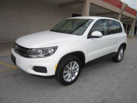2014 Volkswagen Tiguan for sale at PRIME AUTOS OF HAGERSTOWN in Hagerstown MD