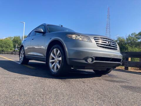 2003 Infiniti FX35 for sale at Michaels Used Cars Inc. in East Lansdowne PA
