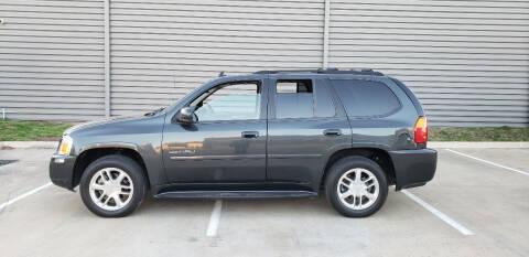 2006 GMC Envoy for sale at AC MOTORCARS LLC in Houston TX
