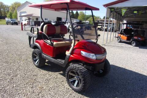 2017 Club Car Lifted Golf Cart Precedent Phoenix Gas EFI for sale at Area 31 Golf Carts - Gas 4 Passenger in Acme PA
