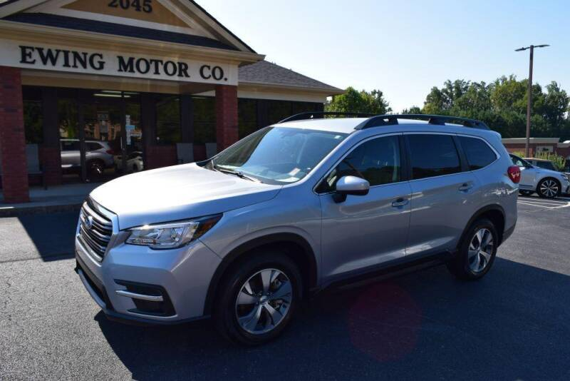 2019 Subaru Ascent for sale at Ewing Motor Company in Buford GA