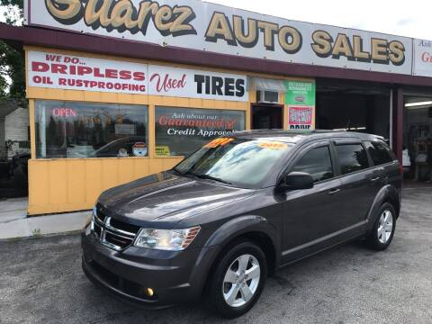 2015 Dodge Journey for sale at Suarez Auto Sales in Port Huron MI
