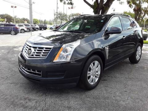 2014 Cadillac SRX for sale at YOUR BEST DRIVE in Oakland Park FL