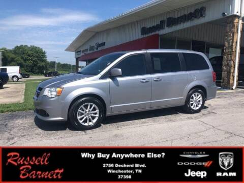 2019 Dodge Grand Caravan for sale at Russell Barnett Chrysler Dodge Jeep Ram in Winchester TN