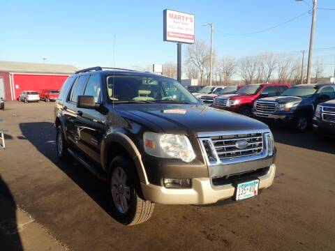 2008 Ford Explorer for sale at Marty's Auto Sales in Savage MN