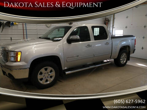 2012 GMC Sierra 1500 for sale at Dakota Sales & Equipment in Arlington SD