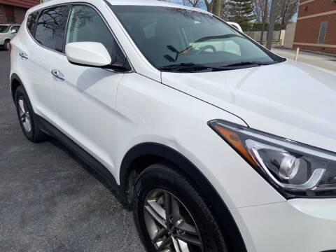 2018 Hyundai Santa Fe Sport for sale at Tonys Car Sales in Richmond IN