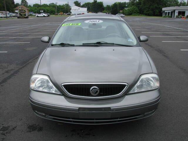 2003 Mercury Sable for sale at Iron Horse Auto Sales in Sewell NJ
