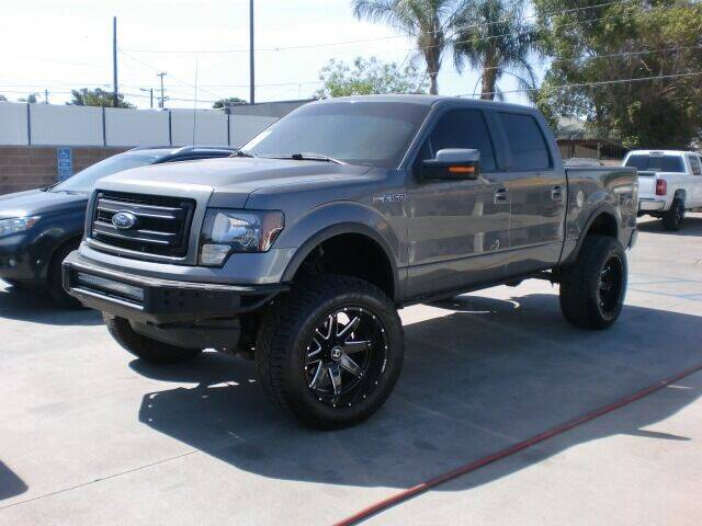 2014 Ford F-150 for sale at Williams Auto Mart Inc in Pacoima CA