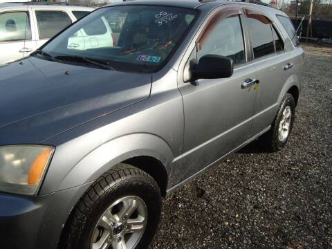 2005 Kia Sorento for sale at Branch Avenue Auto Auction in Clinton MD
