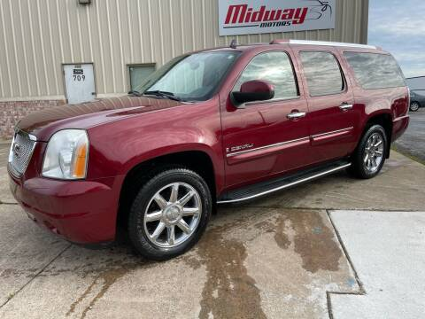 2008 GMC Yukon XL for sale at Midway Motors in Conway AR