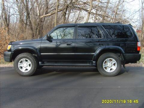 2002 Toyota 4Runner for sale at Northport Motors LLC in New London WI