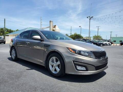 2015 Kia Optima for sale at Select Autos Inc in Fort Pierce FL