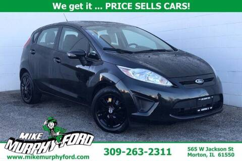 2013 Ford Fiesta for sale at Mike Murphy Ford in Morton IL