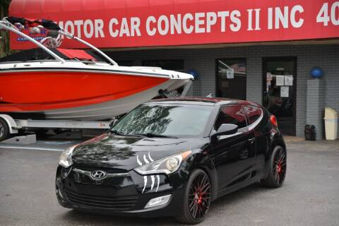 2013 Hyundai Veloster for sale at Motor Car Concepts II - Apopka Location in Apopka FL