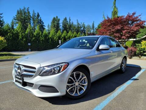 2015 Mercedes-Benz C-Class for sale at Silver Star Auto in Lynnwood WA